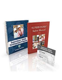 Supervisors' Safety Development Program Kit of 15