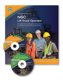 Forklift Training Operator Facilitator Kit