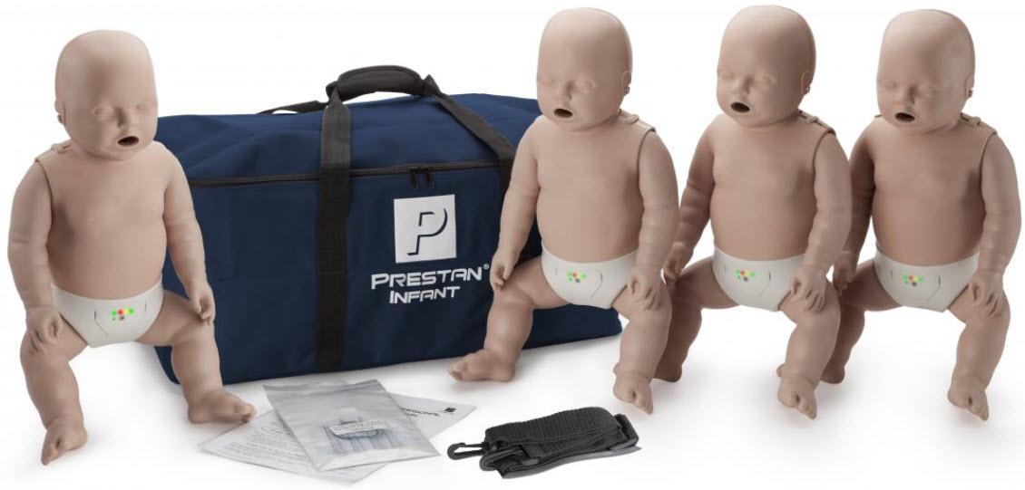 Prestan Infant Manikin 4 Pack