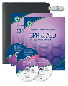 NSC CPR & AED Instructor Resource Kit