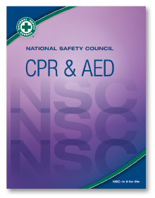 NSC CPR & AED Student Workbook Pkg