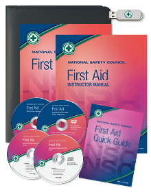 NSC First Aid Instructor Resource Kit