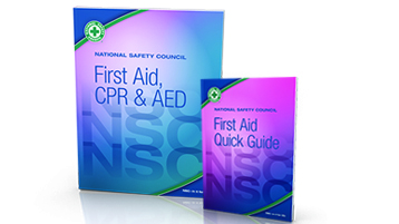 NSC First Aid CPR & AED Student