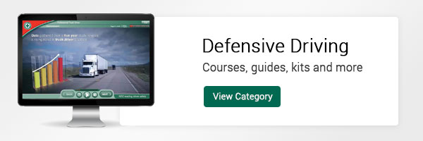 NSC Defensive Driving Products