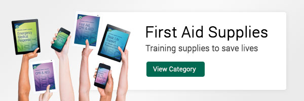 First Aid Training Supplies