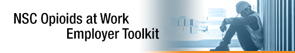 Opiods at Work Employer Toolkit