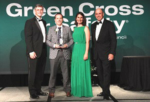 Green Cross for Safety Awards