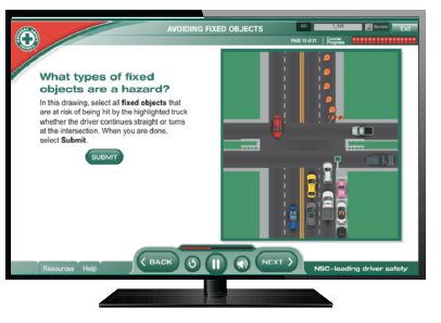 picture about Defensive Driving Course Online With Printable Certificate named DDC On the web Modules