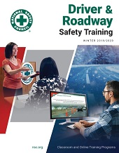View the NSC Driver Safety Training catalog