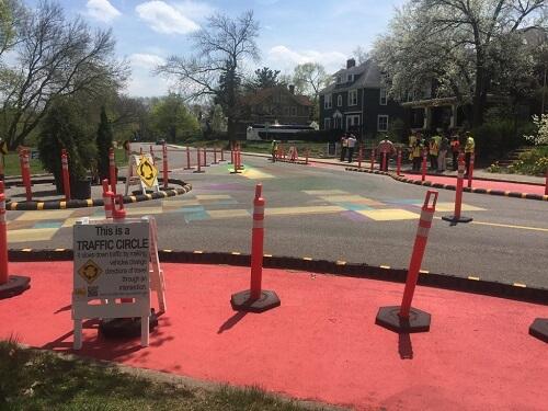 Road to Zero Safe Streets Academy Grant