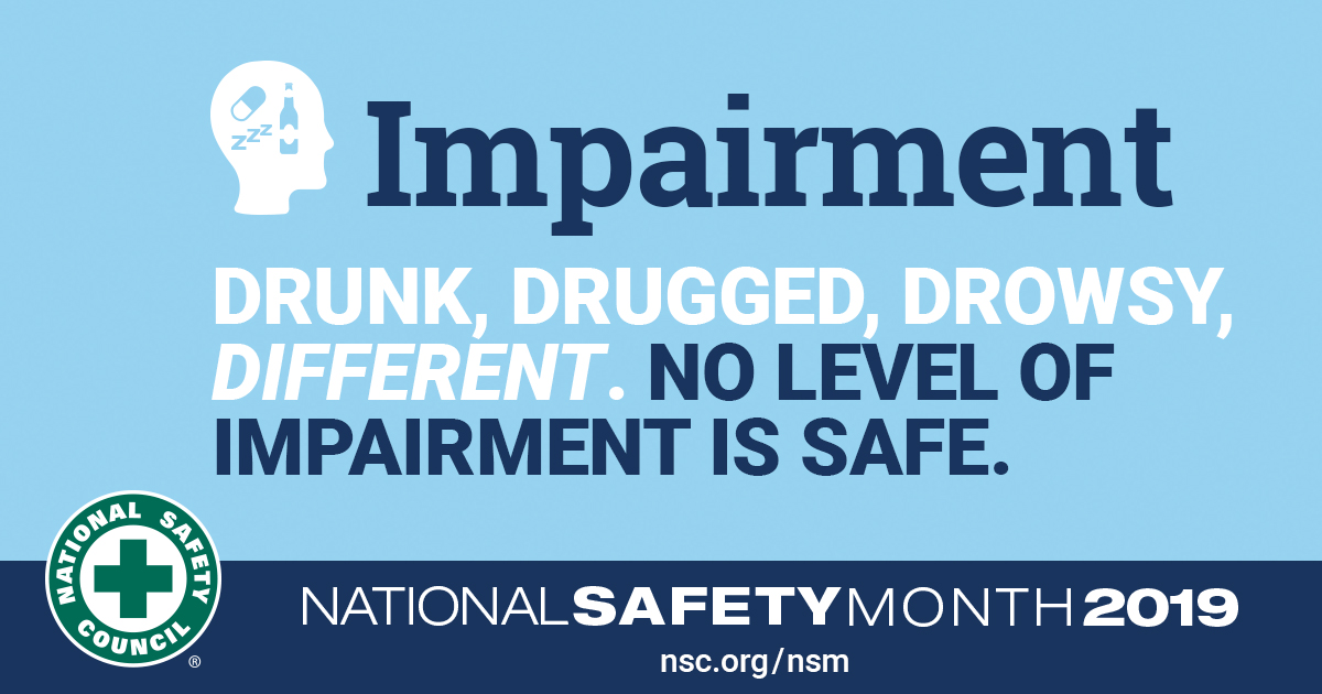 National Safety Month Free Materials