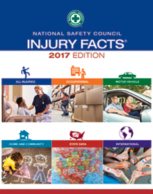 Injury Facts 2017 Book