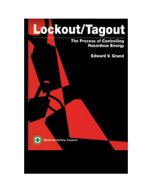 Lockout/Tagout Hazard Energy Hardcover Book