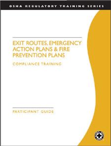 Exit/Emerg/Fire Plans Fac Kit