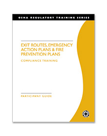 Exit/Emergency Fire Plans Participant Guide