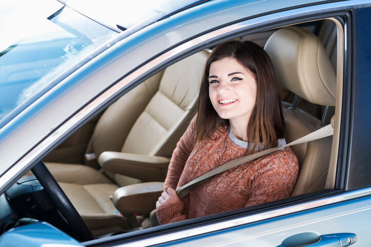 Teen Driver Risks - Seat Belts