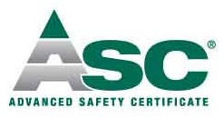 Advanced Safety Certificate